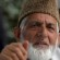 Geelani expressed gratitude people of Pakistan, for their political, moral Support to people of J&K