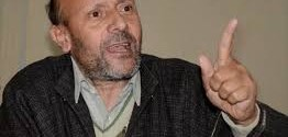 If US hasn't a role, why is New Delhi celebrating Salah-ud-din being declared terrorist: Er. Rasheed to Mehbooba Mufti