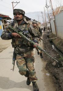 Gunfight in Hajin area of Bandipora, north of Srinagar pic Fraooq Javed (5).jpg