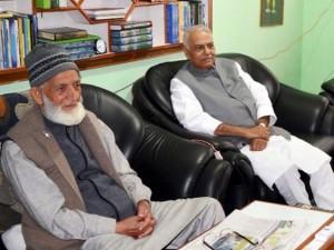 yashwant Kashmir sinha