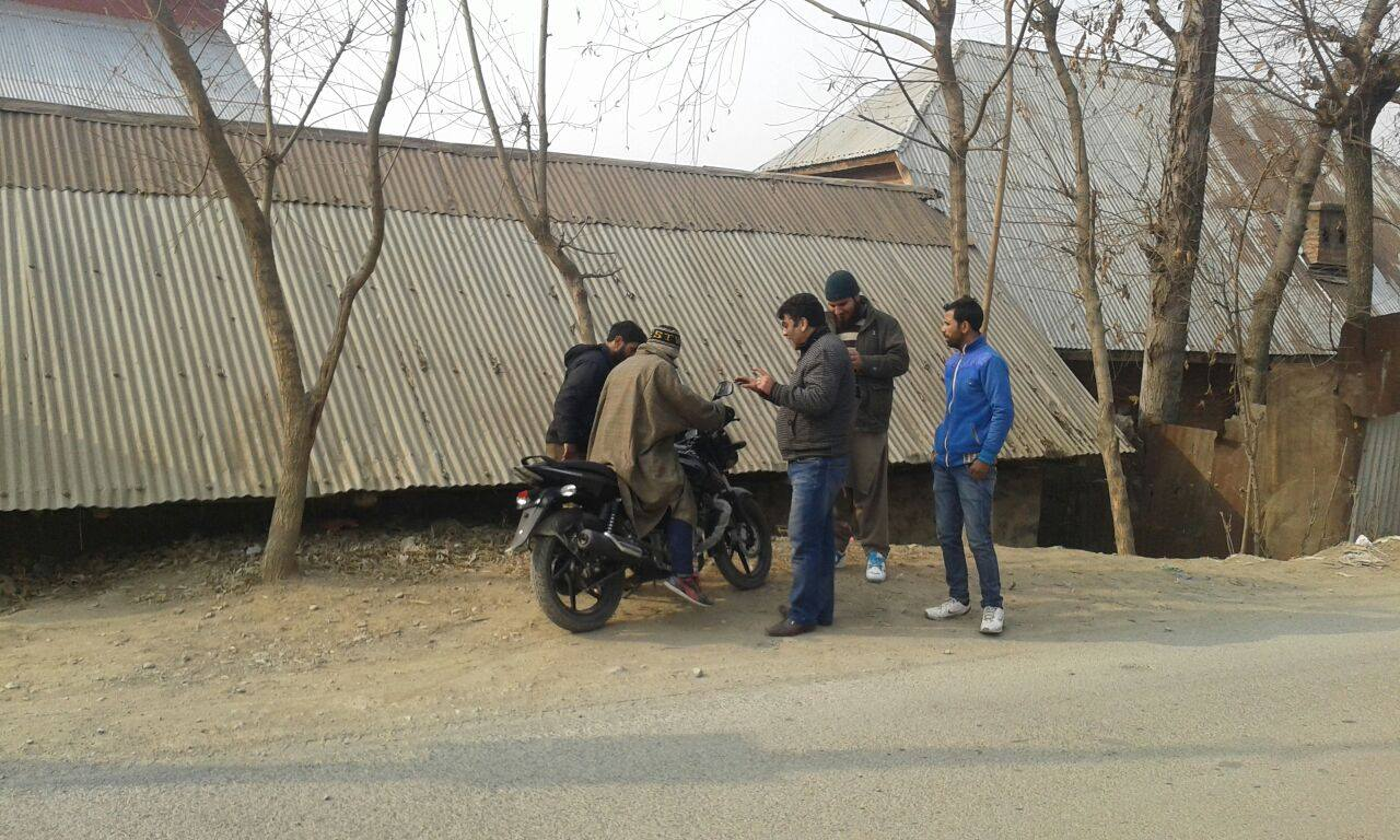 28 Vehicles challaned at Bandipora