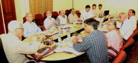 Shrine Board approves Master Plan of Nursing College