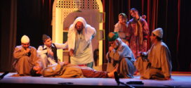 Kashmiri Play makes it to the 8thTheatre Olympics