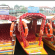 Department of tourism distributes Life Buoy Rescue Tubes to Shikara owners